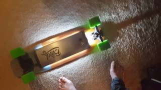 Acton Blink S Board With Lights From Indiegogo