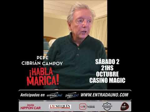 ¡HABLA, MARICA! - Fedorco Producciones