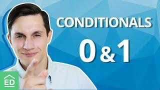 Zero Conditional и First Conditional  / Условные предложения: нулевой и первый типы