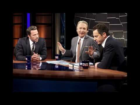 Bill Maher and Sam Harris Are Imbeciles - Webster Tarpley