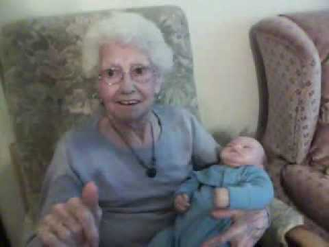 """Baby Doll"" used as therapy for the elderly"