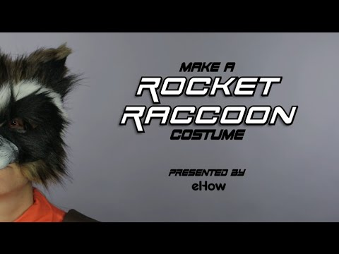 How to make a guardians of the galaxy rocket raccoon costume youtube how to make a guardians of the galaxy rocket raccoon costume solutioingenieria Gallery