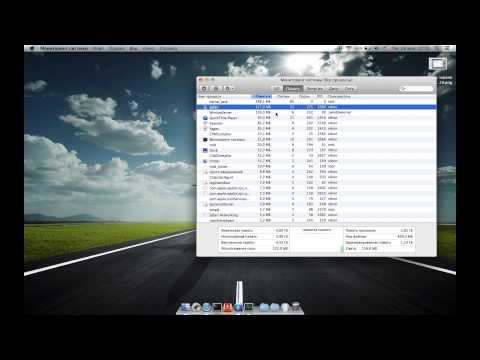 Правильное закрытие программ Mac OS X