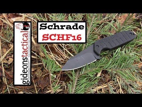 Schrade SCHF16 Neck Knife Review: Best $20 Spent