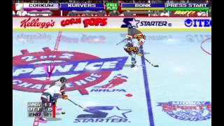 NHL 2-on-2 Open Ice Challenge - Mighty Ducks vs. Senators