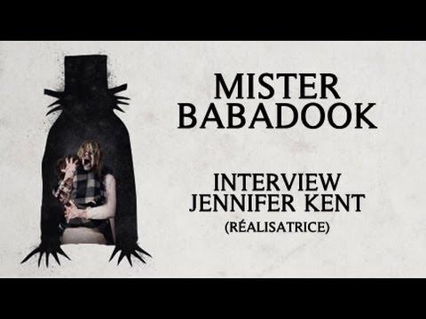 MISTER BABADOOK   avec Jennifer Kent réalisatrice