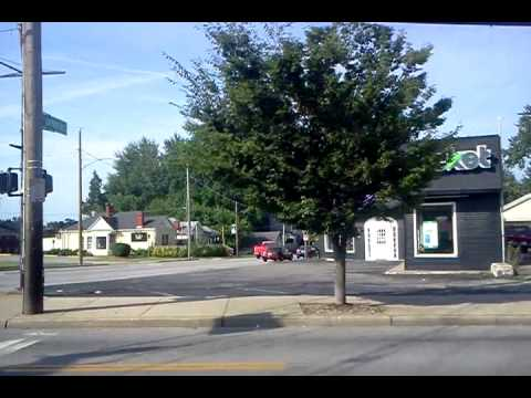 Bardstown Road Bus to Downtown Louisville