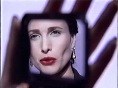 L'Oréal Werbung Andie MacDowell 1995
