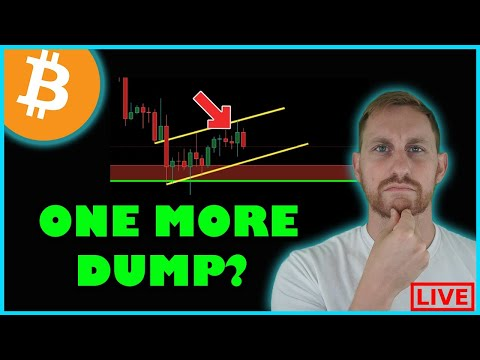 ONE MORE DROP COMING FOR BITCOIN?
