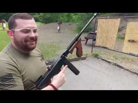 Auto Ordnance Tommy Gun First 100  Plus50