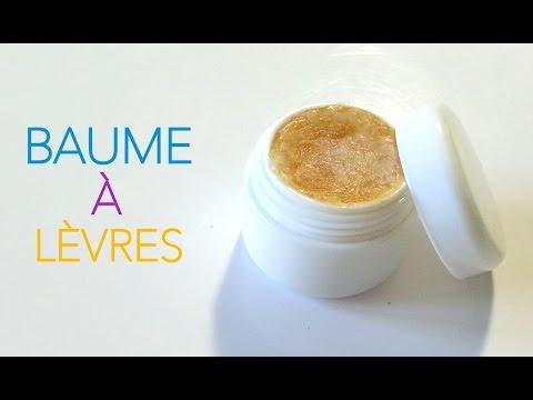 DIY Baume à lèvres au miel