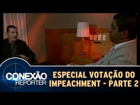 Conexão Repórter (17/04/16) Especial 'Votação Do Impeachment' - Parte 2