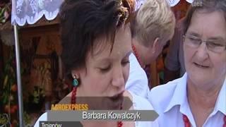 Dożynki Gminne Sławno 2016 - TVP Łódź
