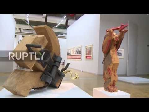 France: 50 years of Russian contemporary art on show at Centre Pompidou