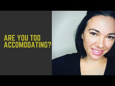 Are you too accommodating? Is it hurting your business?