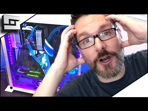 NEW SUPER PC! NEW OFFICE! NEW INTRO! NEW EVERYTHING! Sl1pg8r Vlog