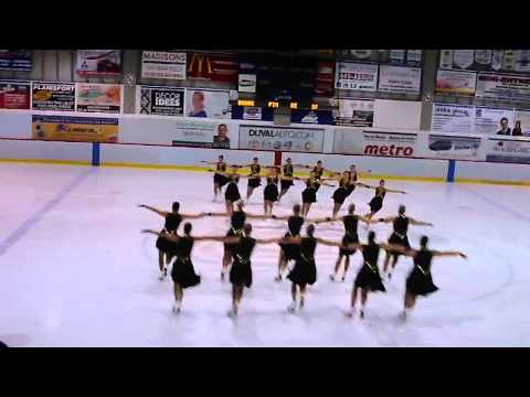 patinage synchronise Nova adulte 1.MOV