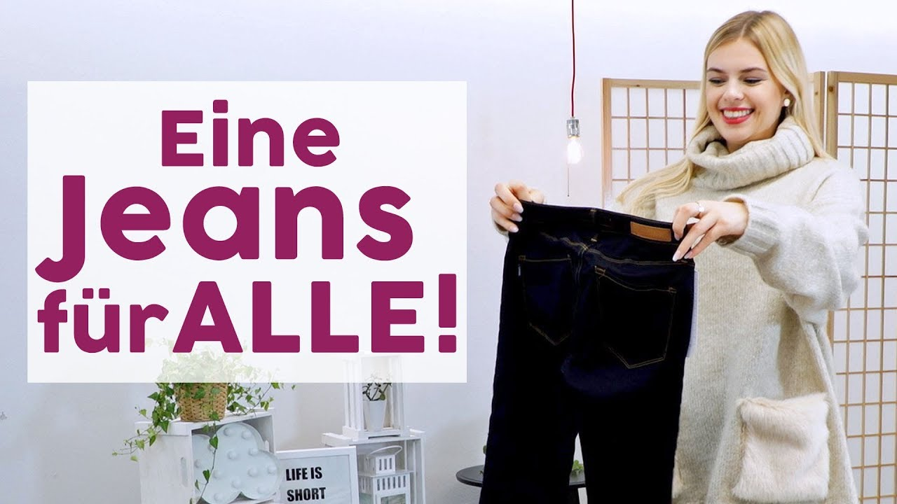 One Size Jeans