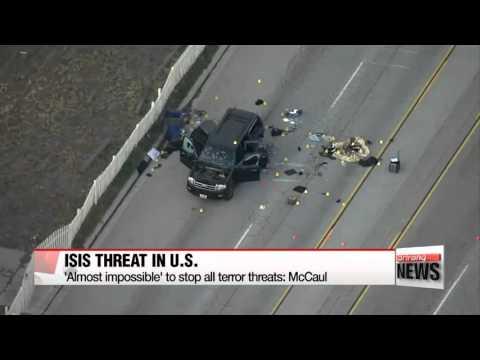 ISIS threat has reached U.S. beyond Europe: U.S. Homeland Security chair