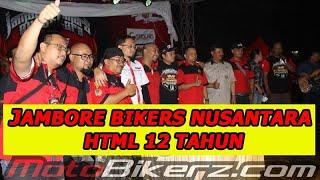 #2 Jambore Bikers Nusantara HTML 12 tahun Mp3