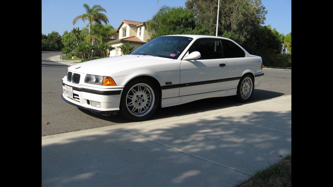 bmw 1995 m3 for sale white black interior vader seats leather 5 speed san diego california by. Black Bedroom Furniture Sets. Home Design Ideas
