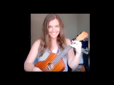 Dream A Little Dream Of Me Ukulele Cover Ella Fitzgerald Lyrics