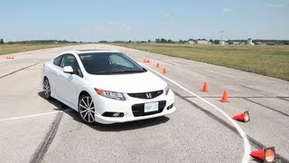2012 Honda Civic Si HFP Review