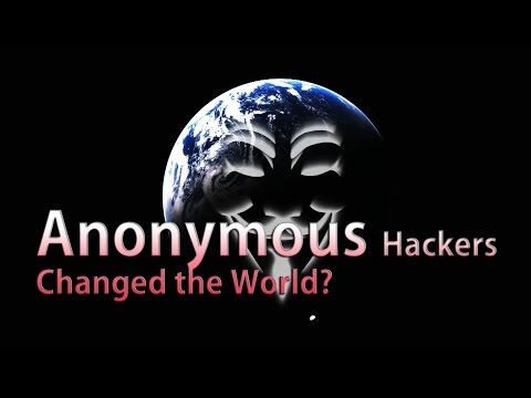 National Geographic - ☻☻☻ How Anonymous Hackers Changed the World?