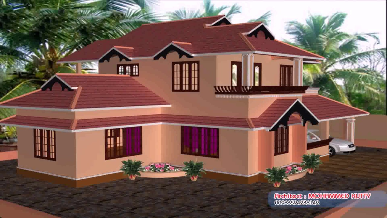 Kerala Style House Plans Free
