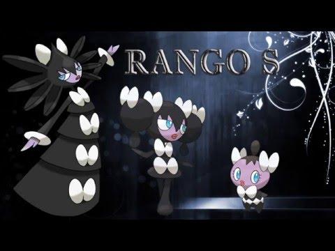 Pokemon Shuffle Mobile GOTHITELLE GOTHORITA GOTHITA RANGO S