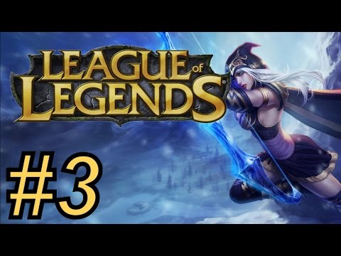 "Let's Play ""League of Legends"" Episode 3: Spam The Volley"