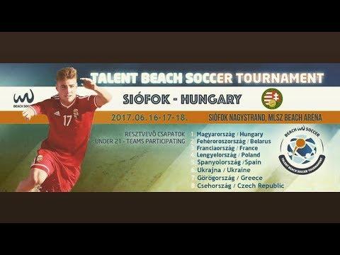 Spain🇪🇦 - Poland 🇵🇱  Talent Beach Soccer Tournament 3. day ⚽
