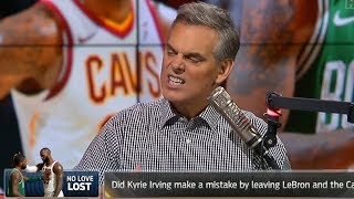 Did Kyrie Irving Make A Mistake By Leaving LeBron And The Cavs ?