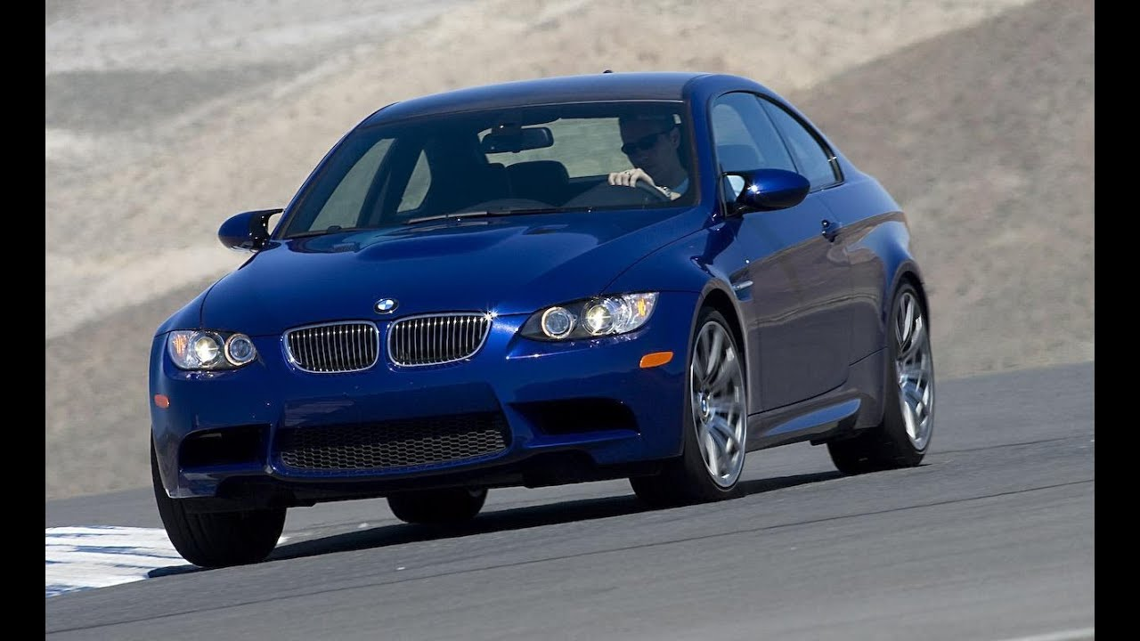 Coupe Series 2009 bmw m3 coupe 2009 BMW M3 Manual - Name That Exhaust Note, Episode 10 - CAR and ...