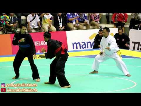 FINAL KELAS E PUTRA INDONESIA VS MALAYSIA INVITATION TOURNAMENT ASIAN GAMES 18th