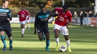 19-11-2016: PSV O17 - FC Utrecht O17