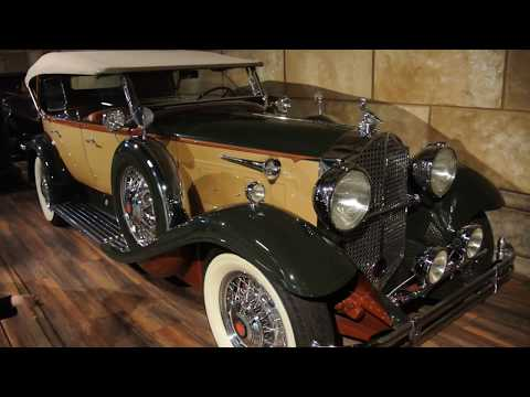 Car Review: 1931 Packard 840 Deluxe Eight Dual Cowl Sport Phaeton