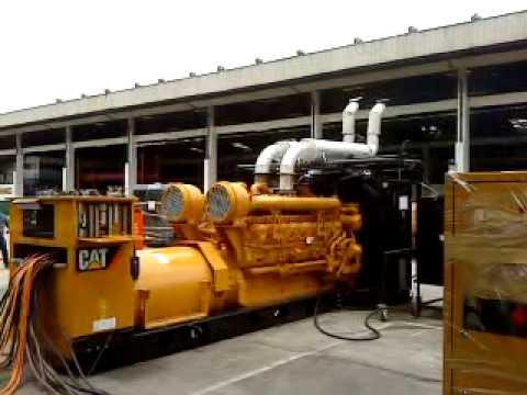 Test Generator Take Load 100%  @ CATERPILA Bangna thumbnail
