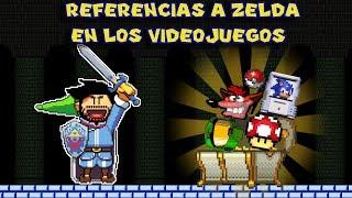 Referencias a Zelda Ocultas en los Videojuegos - Pepe el Mago
