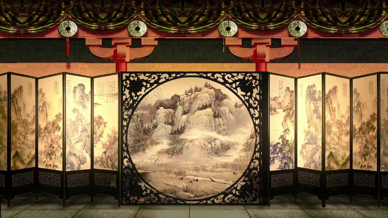 Chinese Opera Stage Photography Video Background Video Material For Video Producer Youtube