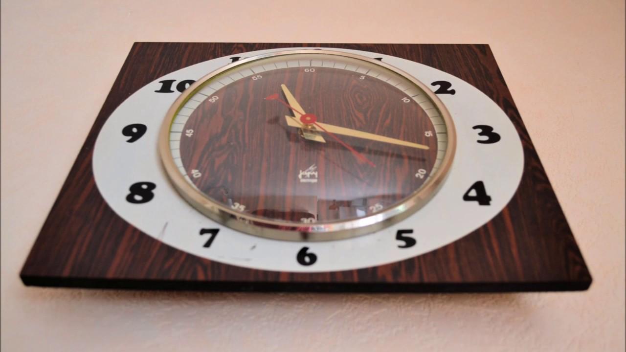 Affordable horloge de cuisine vintage japy formica pop for Cuisine xxl allemagne