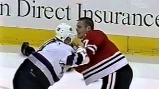 Lyle Odelein vs Darren Langdon Nov 20, 2002