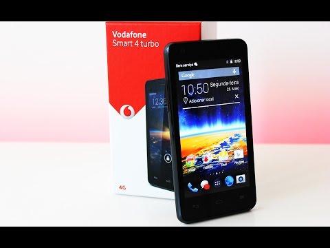 Vodafone Smart 4 Turbo - Análise