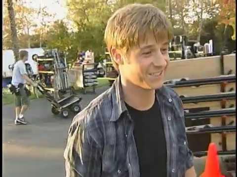 Ben Mckenzie before becoming Detective Gordon  Austin, TX 2003