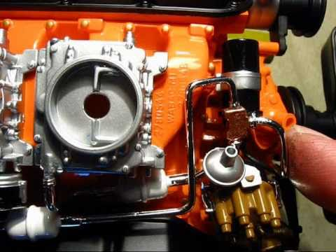 Hemi Engine Build