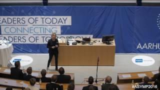 Aarhus Symposium 2016: Pernille Erenbjerg