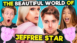 Teens React To The Beautiful World of Jeffree Star (Shane Dawson)