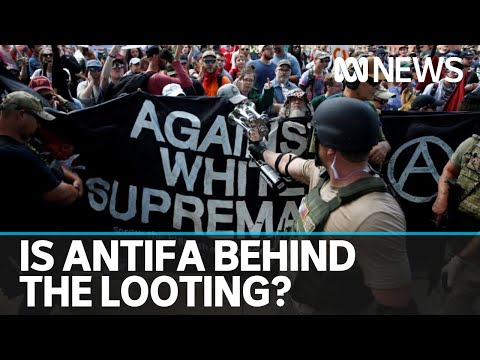 What Is Antifa And Are They 'domestic Terrorists'? | ABC News