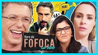 🔥BBB19: Boninho DEBOCHA de A FAZENDA 10 e faz PROMESSAS + Ana Paula x Vida vira caso de polícia