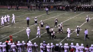 Upper Dublin Playoff Football vs Pennsbury